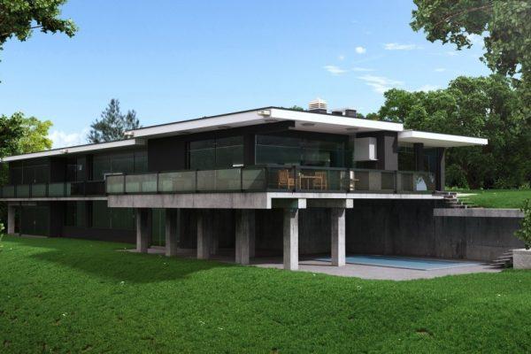 Maison moderne LASNE